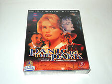 PANIC IN THE PARK new factory sealed big box PC game with Erika Eleniak