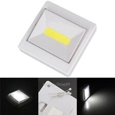 Wireless COB LED Closet Light Magnetic Stick on Wall Bed Night Torch Lights