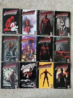 Daredevil Vol 1, 3-13 TPB Kevin Smith, David Mack, Bendis. Marvel Knights