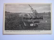"Originale Postkarte Fotokarte""Panzerabwehr-Kompanie"""