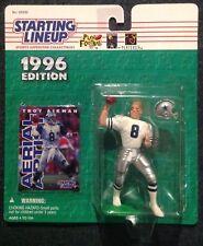 Troy Aikman 1996 Starting Lineup Dallas Cowboys
