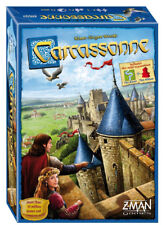 Carcassonne Board Game Z-Man Revised Edition - (New)