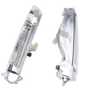 95563118502 95563118602 Fits Porsche Cayenne 08-10 Front Turn Signal Light Pair