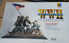 """WWII IWO JIMA 1945 Uncommon Valor 5th Marines Division Dragon 12"""" Action Figures"""