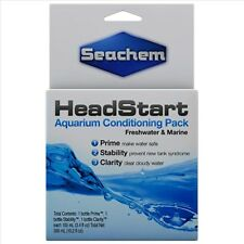 Seachem HeadStart Pack Stability, Prime and Clarity 100ml