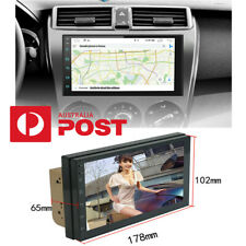 Car Gps Radio Player Android 9.0 Touch Screen Bluetooth Multimedia Navigation