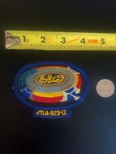 ELO Electric Light Orchestra Out Of The Blue RARE Vintage Patch Tom Petty MFSL