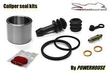 Kawasaki VN1500 Vulcan rear brake caliper piston seal rebuild kit A2 1988