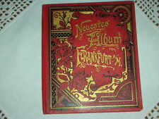 Neuestes Album von Frankfurt um 1900