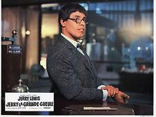 JERRY LEWIS THE BIG MOUTH 1967  VINTAGE PHOTO LOBBY CARD N°3