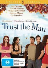 Trust The Man (DVD, 2007) Stars David Duchovny