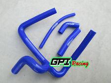 Honda CR250 CR250R  2002-2008 03 04 05 06  silicone radiator hose,BLUE