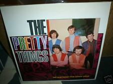 THE PRETTY THINGS LP EDSEL MOD BEAT GARAGE 60S RECORD