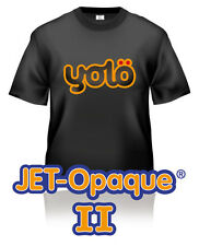 1000x A4 Jet-Opaque® II PhotoQuality Inkjet Heat Transfer Paper for Dark Fabrics