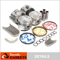 01-05 Mazda Miata 1.8L Turbocharged DOHC Pistons&Bearings&Rings Kit BP-Z3 BP-Z3T