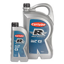 Carlube Triple R 5w30 Fully Synthetic Longlife C3 Low Saps 1 x 5 Litres XNT050