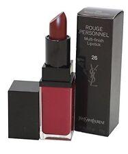 YSL Yves Saint Laurent ROUGE Personale Multi-Finish Lipstick #26 ASTRAL Borgogna
