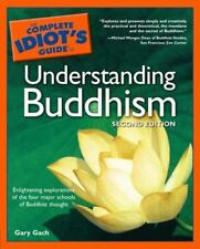 Complete Idiot's Guide to Understanding Buddhism book for dummies FREE SHIPPING