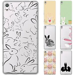Dessana Easter TPU Silicone Protective Case Pouch Cover For sony