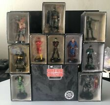DC Comics Lead Figurines Collection with Magazine, by Eaglemoss - Rare & Vintage