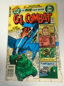 DC Comics G.I. COMBAT #241 (1982) Joe Kubert Cover