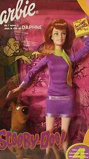 Cartoon Network Scooby Doo Barbie as Daphne Doll Fair with Red Hair