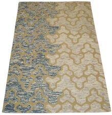 Designer Teppich 150X240 CM Handarbeit ~ 100% Wolle - Handgetuftet Loop