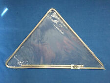 "11""x 15"" Brazilian Handmade Chromed Steel Triangle Hand Percussion Samba Pagode"