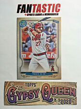 2020 Topps Gypsy Queen Base Card YOU PICK 1-300 finish your team set RC etc..