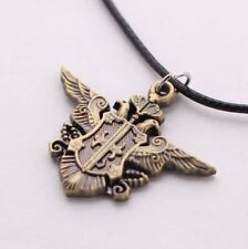 Anime Black Butler Phantomhive Family Crest Cosplay Necklace Pendant
