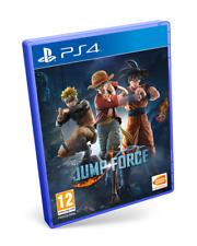 Jump Force PS4 Pal España Nuevo Precintado castellano envio gratis