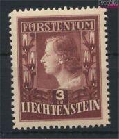 Liechtenstein 305A postfrisch 1951 Fürstenpaar (9029975