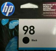 Genuine HP 98 - Black Ink Cartridge