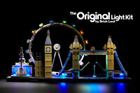 LED Lighting kit fits LEGO ® Architecture Skyline Collection London 21034