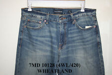 Lucky BRAND Men's 361 Vintage Straight Light Wash Wheatland Jeans 40w X 30l