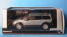 VOLVO XC70 STATION WAGON SILVER METAL MOTORART VFL1563 1/43 BREAK ARGENTE
