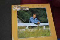 SLIM WHITMAN     HOME ON THE RANGE       LP   UNITED ARTISTS   UATV 30102   1977