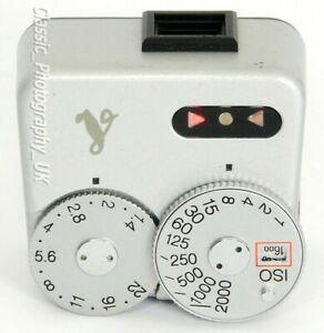 Voigtlander VC Light Meter Shoe Mount Exposure Meter for 35mm Rangefinder Camera