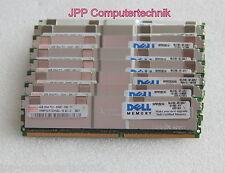 8GB 2x 4GB FB DIMM RAM für DELL 791ms-791 R5400 490 690 T7400 667Mhz PC2-5300F