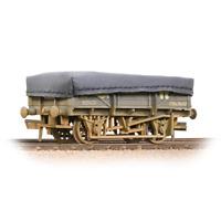 Bachmann 33-088 OO Gauge GWR 5 Plank China Clay Wagon w Tarp