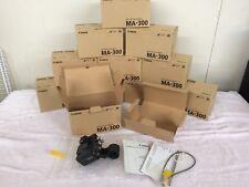 One lot of 12, Ma-300 Canon adaptors - Brand new