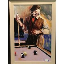 """""""Corner Cafe"""" by Aldo Luongo - Limited Edition Giclee on Canvas"""