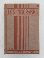 Victor Hugo LES MISERABLES First Modern Library Edition 1931