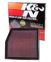 33-2458 K&N Replacement Air Filter BMW 135i/335i 3.0L-L6; 2011 (KN Panel Replace