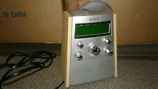 Jensen JCR-560 Dual Alarm Clock Stereo CD Player and AM/FM Radio
