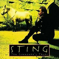 Sting - Ten Summoner's Tales - CD