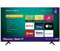 "Hisense 55"" R6 Series 4K UHD Dolby Vision HDR Smart Roku TV | 3 HDMI | 55R6080G"