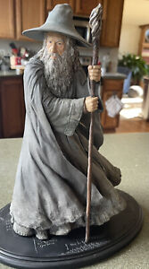 Weta Gandalf The Grey 1:6 Scale The Hobbit Tolkien Lord Of The Rings