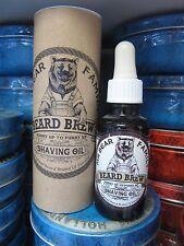 Mr Bear Family SHAVING OIL - (Rasieröl, 30ml)      100ml=52,50 E    /