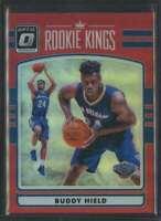2016-17 DONRUSS OPTIC ROOKIE KINGS RED BUDDY HIELD RC /99